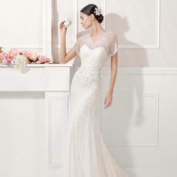 Suknie z transparentnym dekoltem! Znajdź swój ulubiony model!
