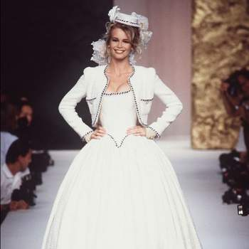 Photo: Chanel Fall/Winter 1991-1992