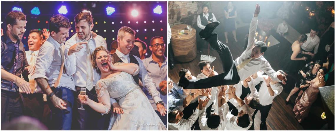 Nada de foto posada. Veja a galeria com as fotos de casamento espontâneas mais divertidas