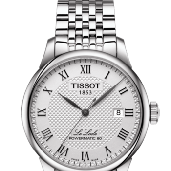 Le locle powermatic 80, Tissot.
