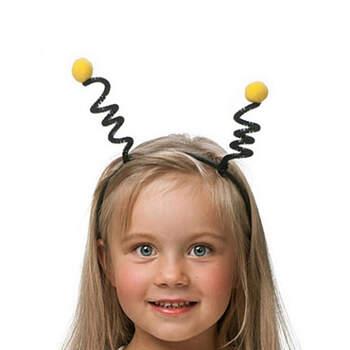 Foto: Diadema de abeja