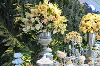 Para LUXO, LUZ: 5 dicas para decorar um casamento esplendoroso!