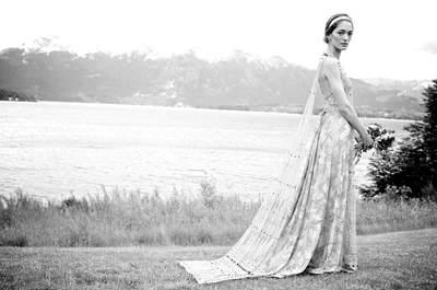 ¿Quieres un look de novia de lujo? Inspírate en la Alta Costura 2016