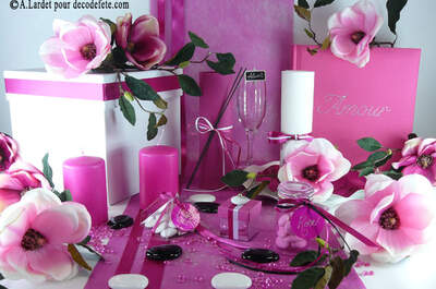 Multitude de fleurs sur decodefete.com pour une décoration de mariage top chic