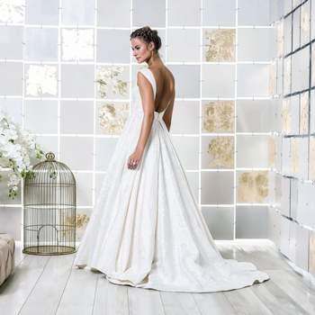 Vestido: Atelier Gio Rodrigues