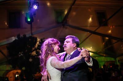 As melhores músicas para a noiva dançar com o pai