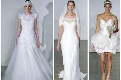 Marchesa Wedding Dresses Fall 2013: Dreamy and Demure
