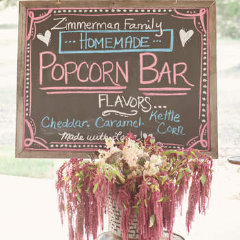 Popcorn corner. Credits: Mint Photography