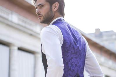 Découvrez la perfection du vestiaire masculin à travers les costumes de mariés signés Tailor Corner