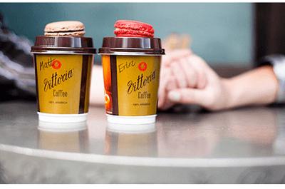 Ideias de fotos de casamento para os amantes de café