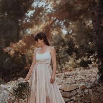 Laura van Rooij Bruidscouture | Foto: Letim Weddings