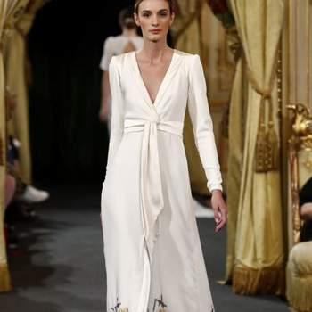 Raquel Ferreiro. Atelier Couture.