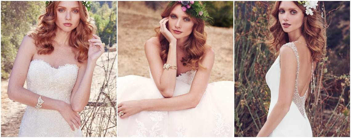 Maggie Sottero, Cordelia Collection: Your bridal gown is here
