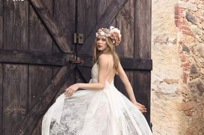 Gli 80 abiti da sposa più originali del 2015: pronta ad osare con noi?