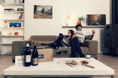 Un sommelier à domicile : découvrez et dégustez tous les mois la sélection de vins du Petit Ballon