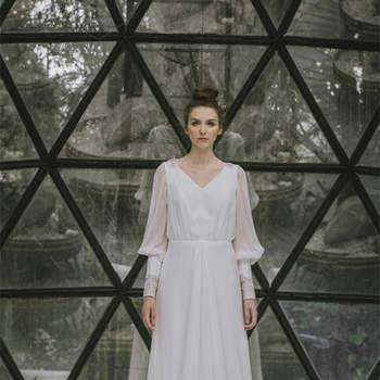 Vestidos de novia para boda civil 2017: 40 diseños que darán de qué hablar