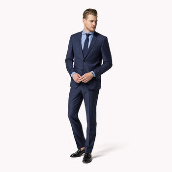 Rebel Steel Traje Slim Fit, Tommy Hilfiger.