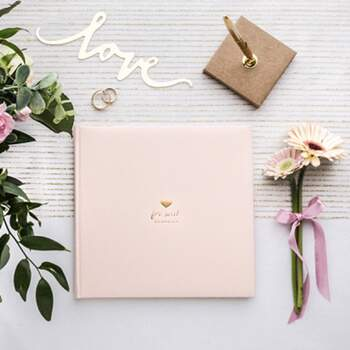 Livre D'or Sweet Memories - The Wedding Shop !