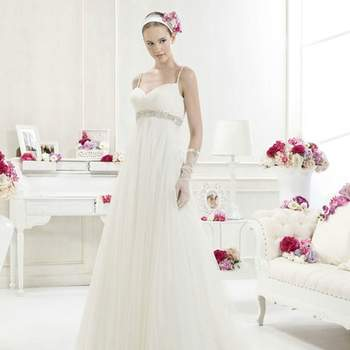 Brautkleider für Mollige