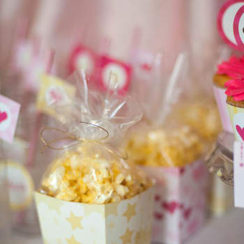 Photo: Chick Flick Hollywood Movie Night Party
