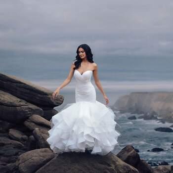 Ariel by Allure Bridals | Style: D260 | Créditos: Disney