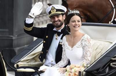 ¡Los vestidos de novia de la realeza europea de los últimos 100 años!