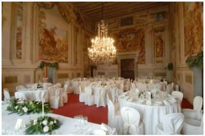 Sempre in provincia di Vicenza, un'ulteriore splendida location per matrimoni è Villa Godi Maliverni, già patrimonio dell'UNESCO