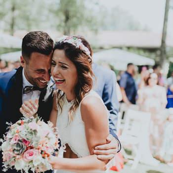 Casamento de Tânia & Ricardo. Fotografia: Fotolux