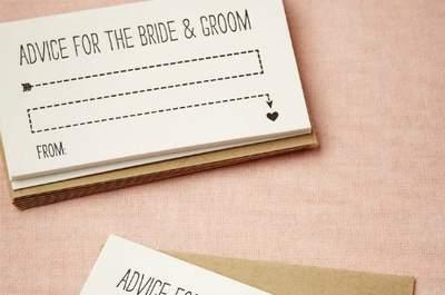 Hochzeitseinladungen für das Jahr 2015