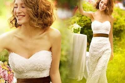Vestidos de novia para mujeres altas 2017. ¡Descubre hermosos diseños!