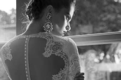 Los 69 vestidos de novia más sexys para 2015