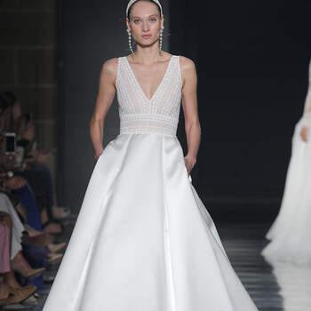 Rosa Clara. Barcelona Bridal Fashion Week.