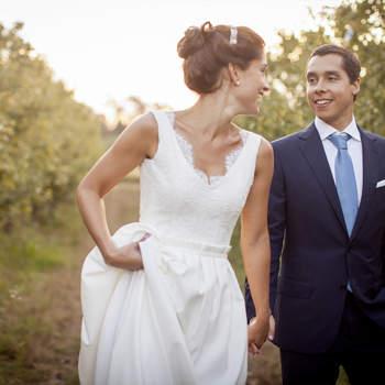 Casamento de Paula & Fábio. Fotografia: Nelson Marques Photography