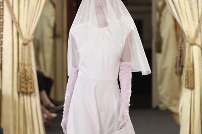 Los velos de novia más espectaculares para un look ¡extraordinario!