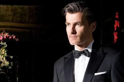 Der Junggesellenabschied für den Gentleman
