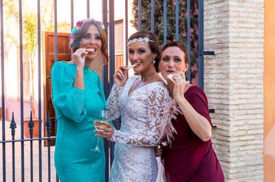 las fotos de boda ms divertidas y originales inspiraos para cuando llegue