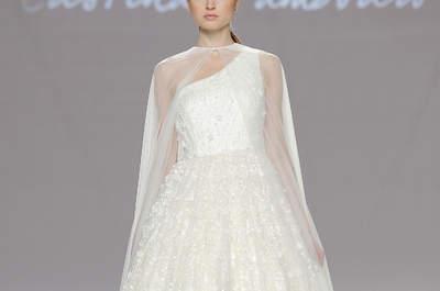 Vestidos de noiva com corte princesa: 50 modelos com romantismo máximo!