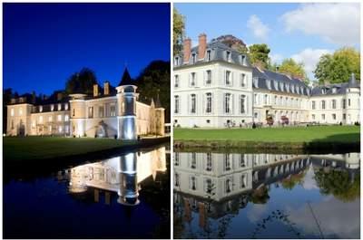 Un mariage digne des plus beaux contes de fée au Château Saint Just