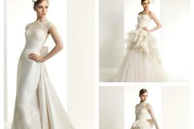 Die neue Rosa Clara-Kollektion 2013: Brautkleider von Modedesigner Zuhair Murad