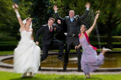 Ausgefallene Hochzeitsfotografie aus der ganzen Schweiz: So wird auch Ihr Hochzeitsalbum ein Unikat!