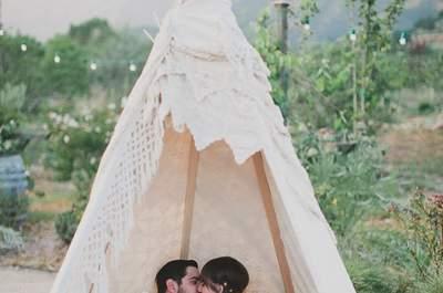 Inspiración para una boda con mucho estilo