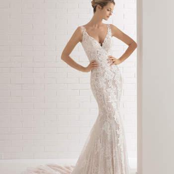 Vestidos de novia para mujeres con mucho pecho: Diseños que te harán lucir fantástica