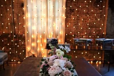 Wilde Muster für Ihre Hochzeitsdekoration 2015: Gestreift, bunt oder doch lieber gepunktet?