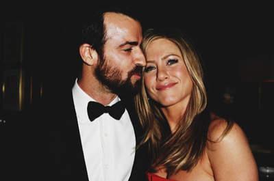 Jennifer Aniston et Justin Theroux se sont (enfin) dit oui !