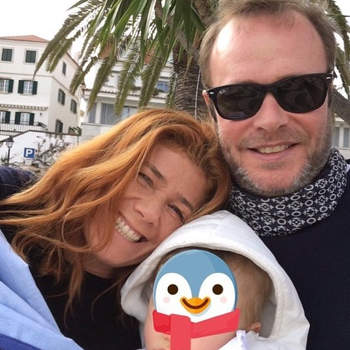 A atriz Ana Brito e Cunha e o marido, Afonso Coruche tiveram o seu primeiro filho, Pedro Afonso, a 25 de maio. Foto: Instagram Ana Brito e Cunha