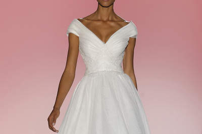 50 spectacular summer bridal gowns - Choose yours!