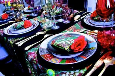 Mets savoureux, décoration raffinée : rencontre avec Dhuama, traiteur africain d'exception