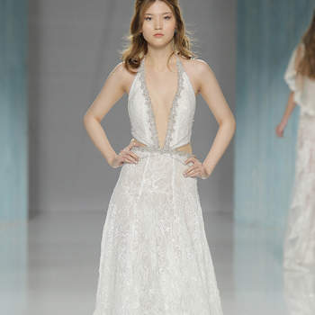 Galia Lahav. Credits- Barcelona Bridal Fashion Week