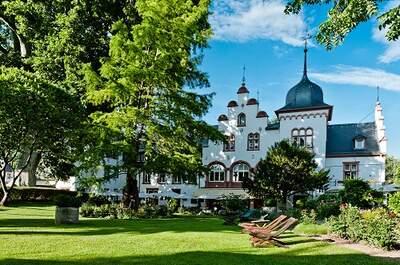 Kronenschlösschen - das Hochzeits-Hotel par excellance