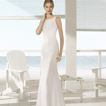 Bruidsjurken voor vrouwen met kleine borsten. 40 ontwerpen die je niet wil missen!